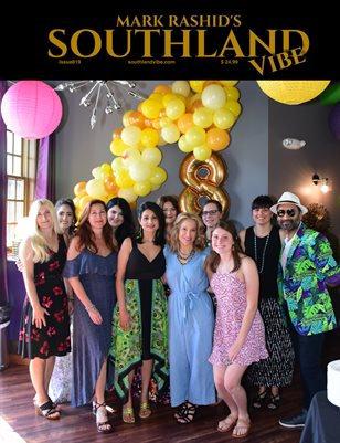 SOUTHLAND VIBE AUGUST ISSUE