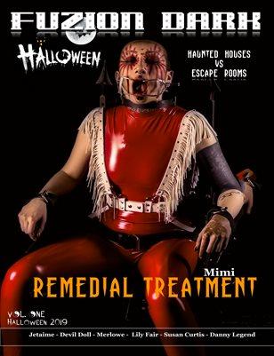 Fuzion Dark: Mini Halloween Cover 3 Vol.1