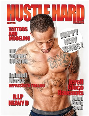 HUSTLE HARD MAGAZINE JAN/FEB