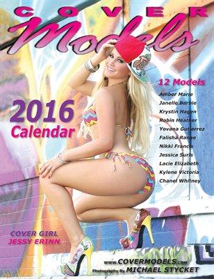 Cover Models 2016 Calendar
