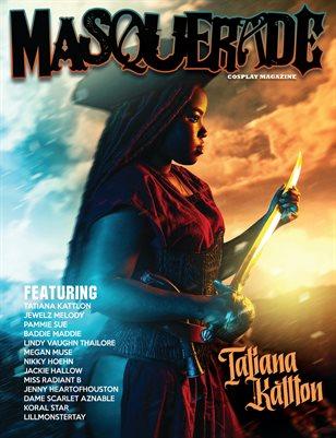Masquerade No.7 – Tatiana Kattlon Cover