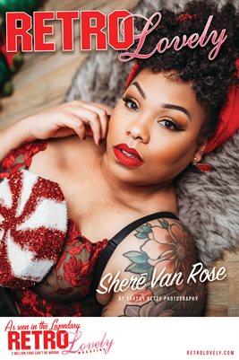 Sherē Van Rose Cover Poster
