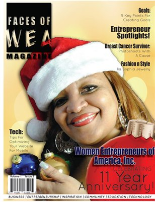 Dec 2013 - Faces of WEA MAgazine