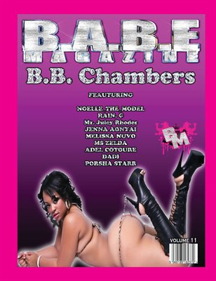 B.B. CHAMBERS 11TH ISSUE