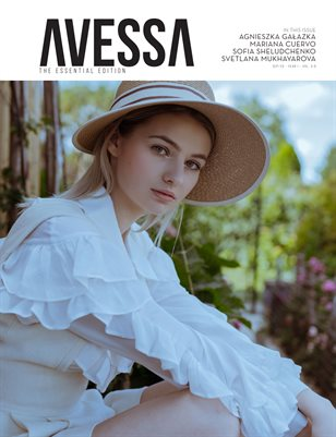 AVESSA Essential Magazine | September 2020 - Year I - Vol 3-D