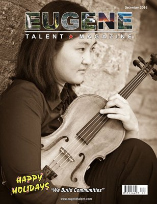 Eugene Talent Magazine December 2016 Edition