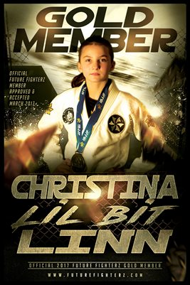Christina Linn Gold Member/Diploma Poster