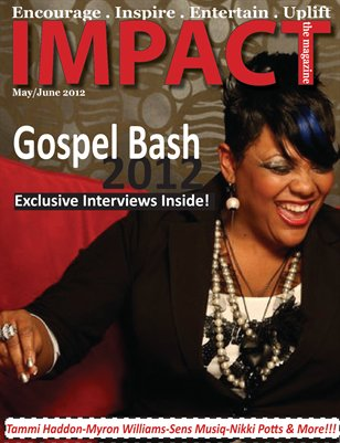 IMPACT the Magazine - May/june 2012