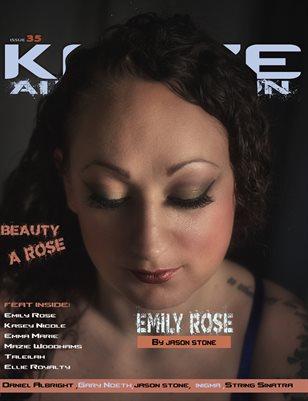 Kayze Magazine issue 35-EMILY ROSE -alt occasion