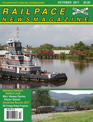 OCTOBER 2017 Railpace Newsmagazine