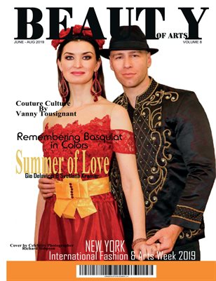 Beauty of Arts International Magazine volume 8