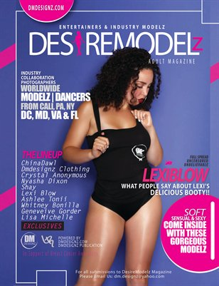 DesireModelz Adult Magazine