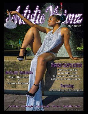 Artistic Vizionz Issue 1