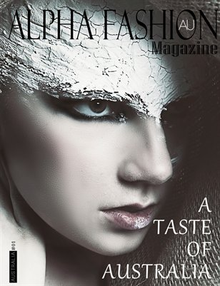Australian Edition Issue#1 - Introduction To Australia - (Hanna Marie) Cover