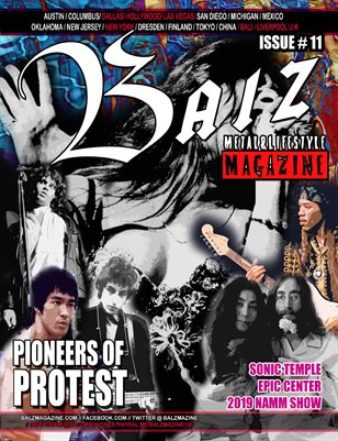 Balz Magazine Issue 11