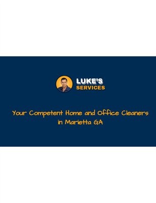 Luke's Cleaning Services