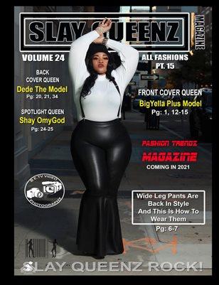 Slay Queenz Magazine Vol. 24 'ALL FASHIONS' Pt. 15