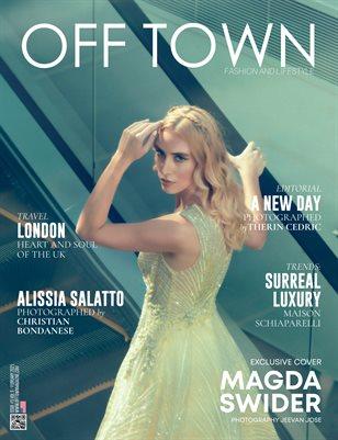 OFF TOWN MAGAZINE #5 VOL.8