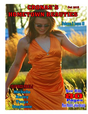 Cronas Hometown Beauties Issue 10 Vol. 2