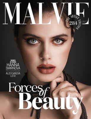 MALVIE Magazine The Artist Edition Vol 284 August 2021