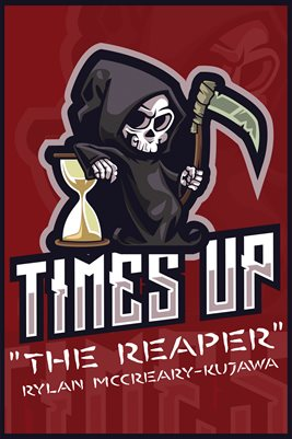 Rylan McCreary Hourglass Reaper Poster