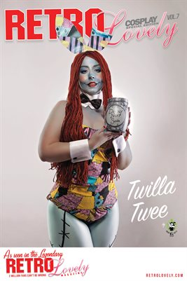 Twilla Twee Cover Poster