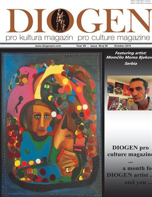 DIOGEN pro art magazine No 59... October 2015