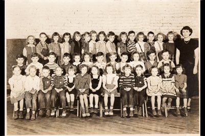 1949 Lowes School, Graves County, Kentucky