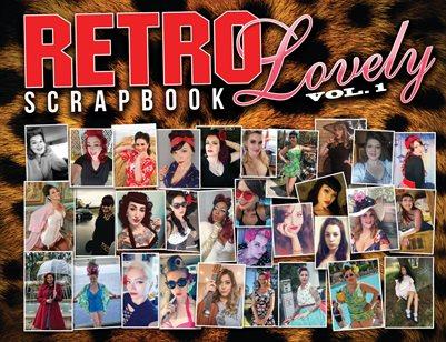 SCRAPBOOK VOL. 1 - Group Cover