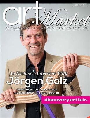 Art Market Magazine April Issue #58