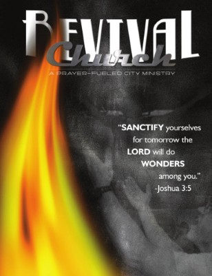 Revival Church Welcome Magazine