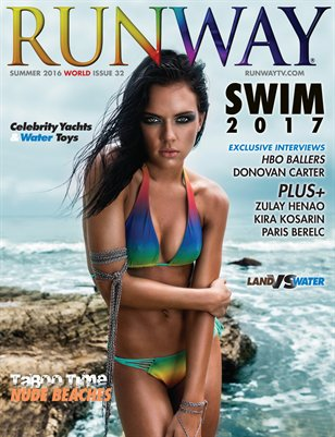 RUNWAY® 2017 SWIM ISSUE