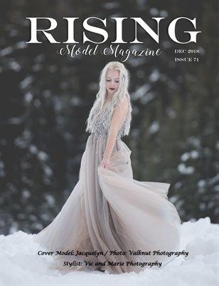 Rising Model Magazine Issue #71
