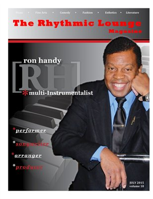 The Rhythmic Lounge Magazine July 2015