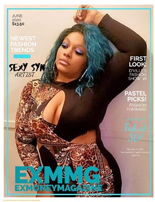 Ex Money  Magazine - Sexy Syn ( June ) Issue 2020