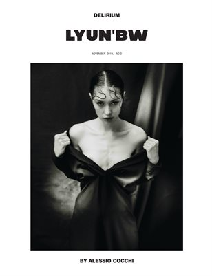 LYUN Black&White No.2 (VOL No.1) C1