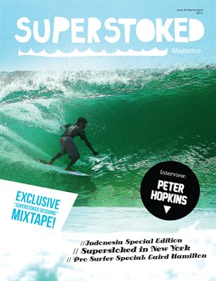 #2 - Superstoked Surfing Magazine: INDONESIA SPECIAL EDITION