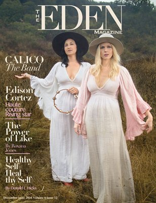 The Eden Magazine December issue 2016