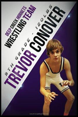Trevor Conover DC #1 Poster