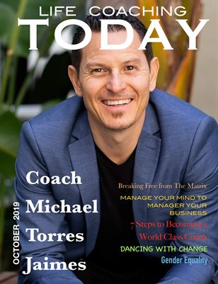 October 2019 Life Coaching Today Magazine