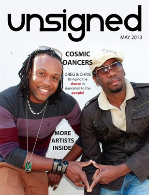 Unsigned - MAY2013