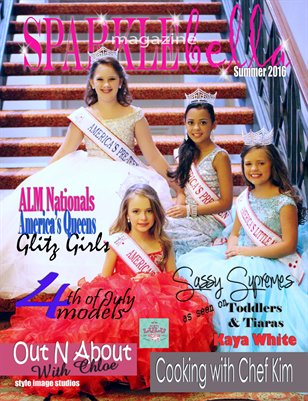 Sparkle Bella Magazine Summer Issue 2016