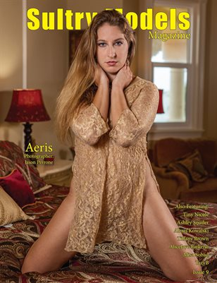 Sultry Models Magazine Issue 9