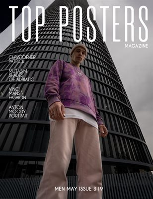 TOP POSTERS MAGAZINE - MEN MAY (Vol 319)