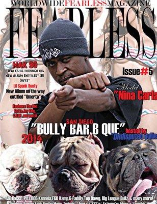 Worldwide Fearless Magazine #5