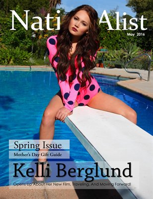 Nation-Alist Magazine May 2016 Issue