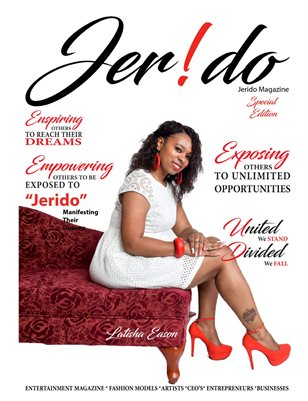 JERIDO MAGAZINE May 2018
