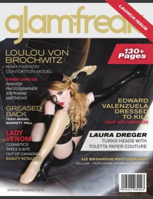 Glamfreak Magazine - Issue 1
