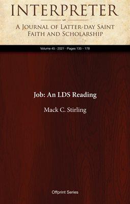 Job: An LDS Reading