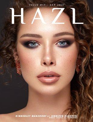 HAZL Magazine: ISSUE #17 -SEP 2021